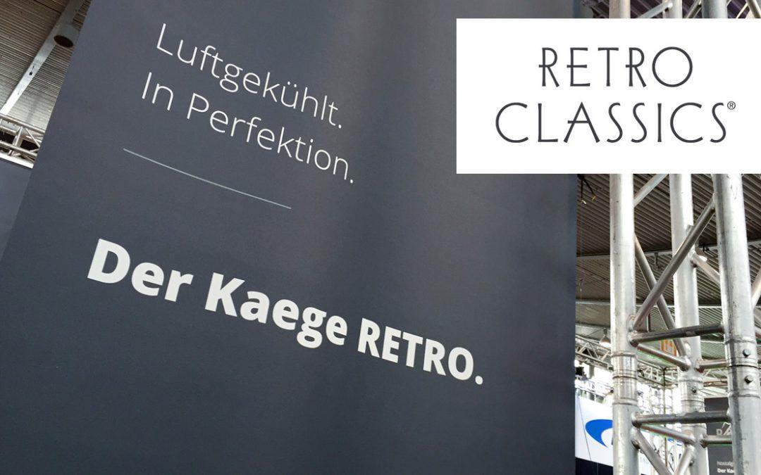 RETRO Classics07. – 10. März 2019